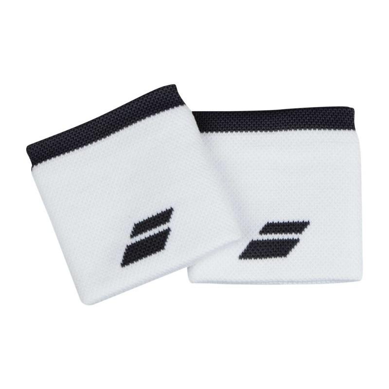 Frotki tenisowe Babolat Wristbands white