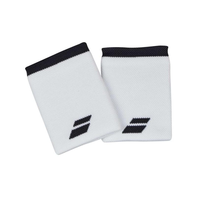 Frotki tenisowe Babolat Jumbo Wristbands white