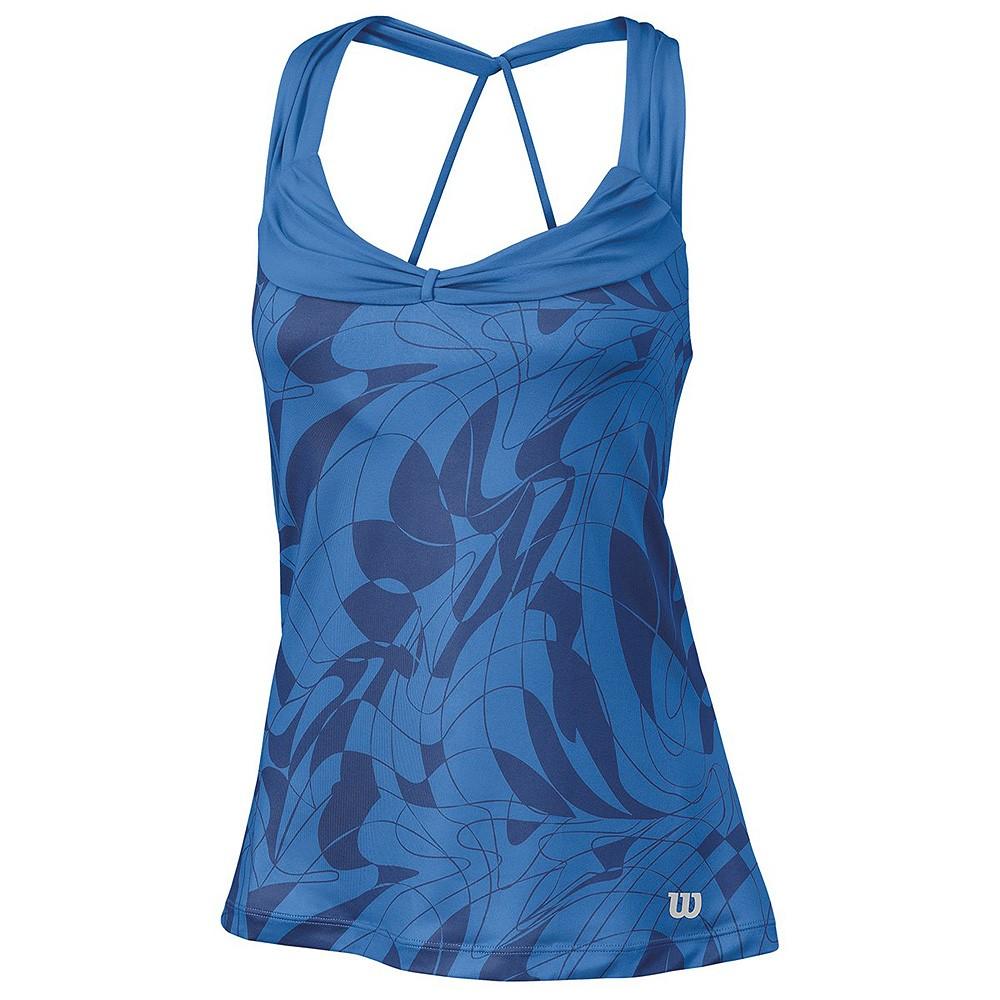 Koszulka tenisowa damska Wilson Spring Art Athletic Tank