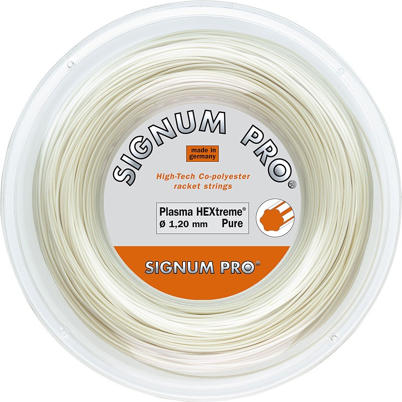 Naciąg tenisowy Signum Pro Plasma Hextreme Pure 200m