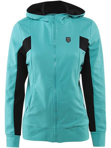Bluza tenisowa K-Swiss Women Inset Hoody - wyprzedaż!