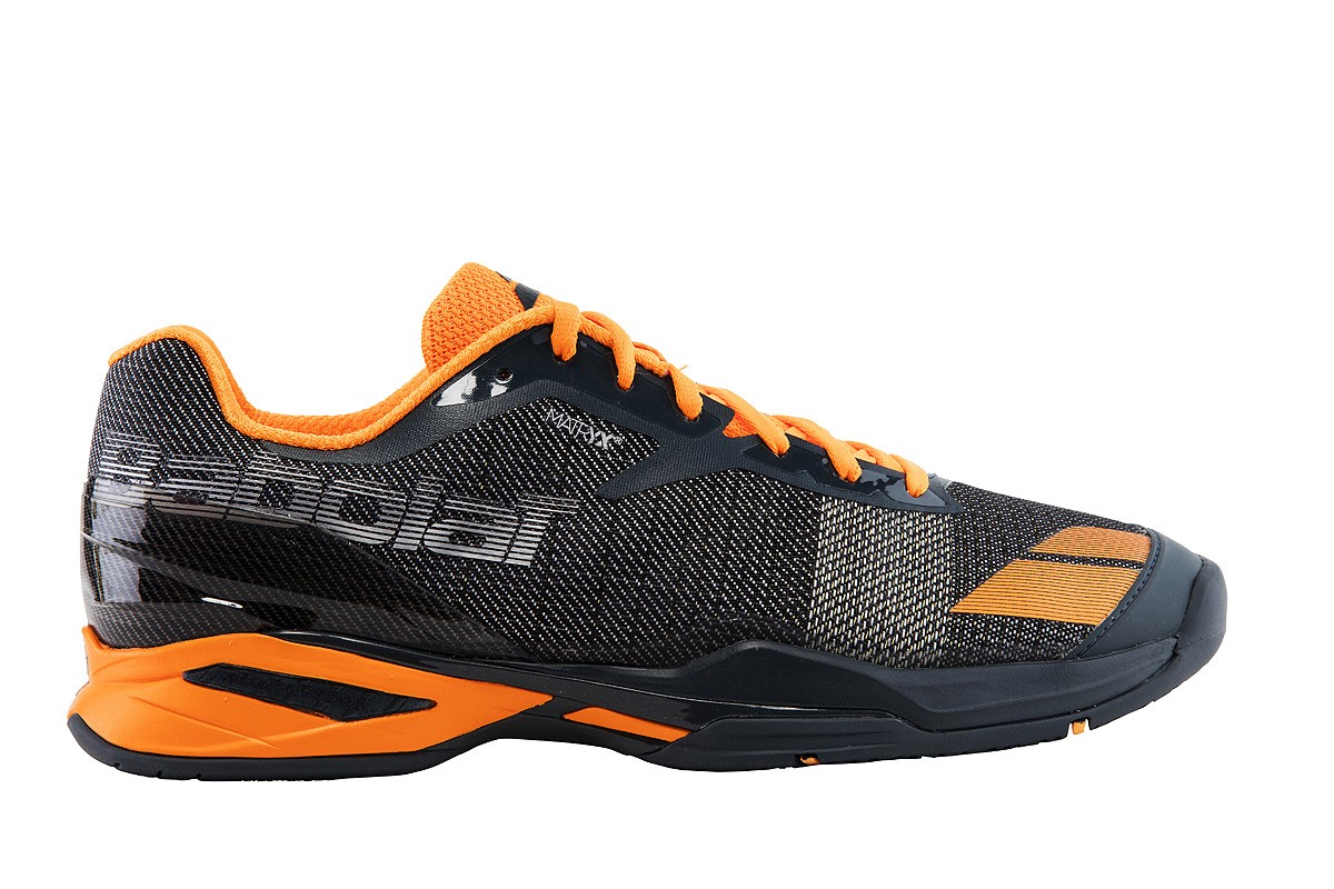 Buty tenisowe Babolat Jet All Court grey / orange