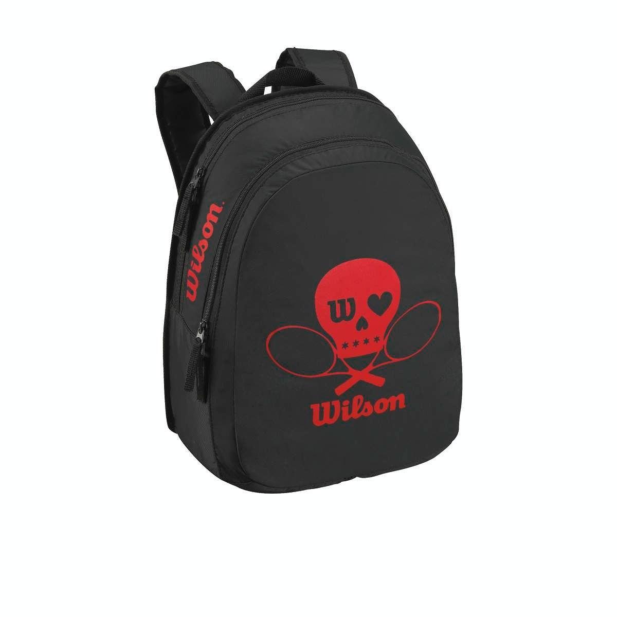Plecak tenisowy Wilson Match Junior Black