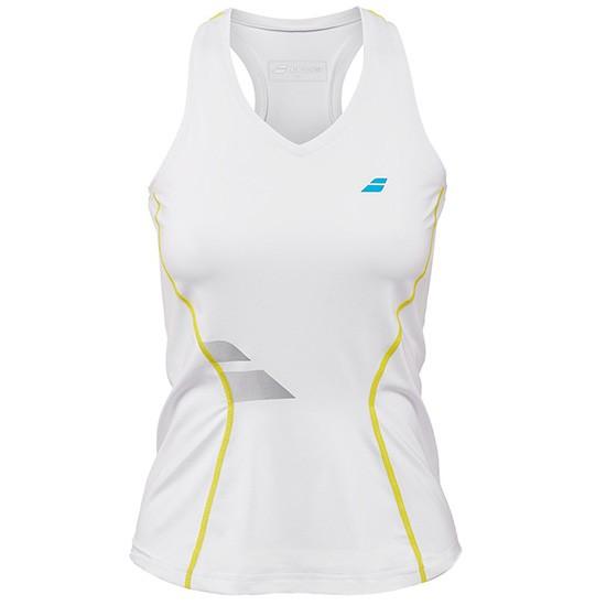 Koszulka tenisowa damska Babolat Tank Crop Core - wyprzedaż!