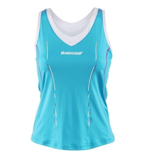 Koszulka tenisowa damska Babolat Match Performance Tank - wyprzedaż!