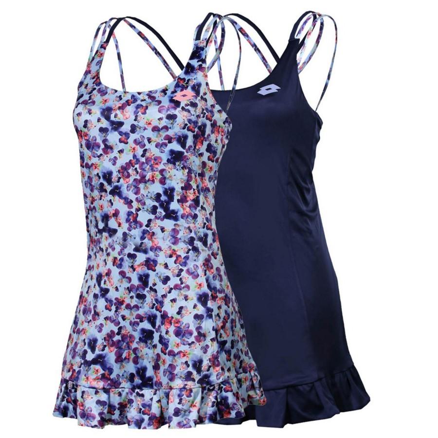 Sukienka tenisowa Lotto Twice Dress - wyprzedaż!