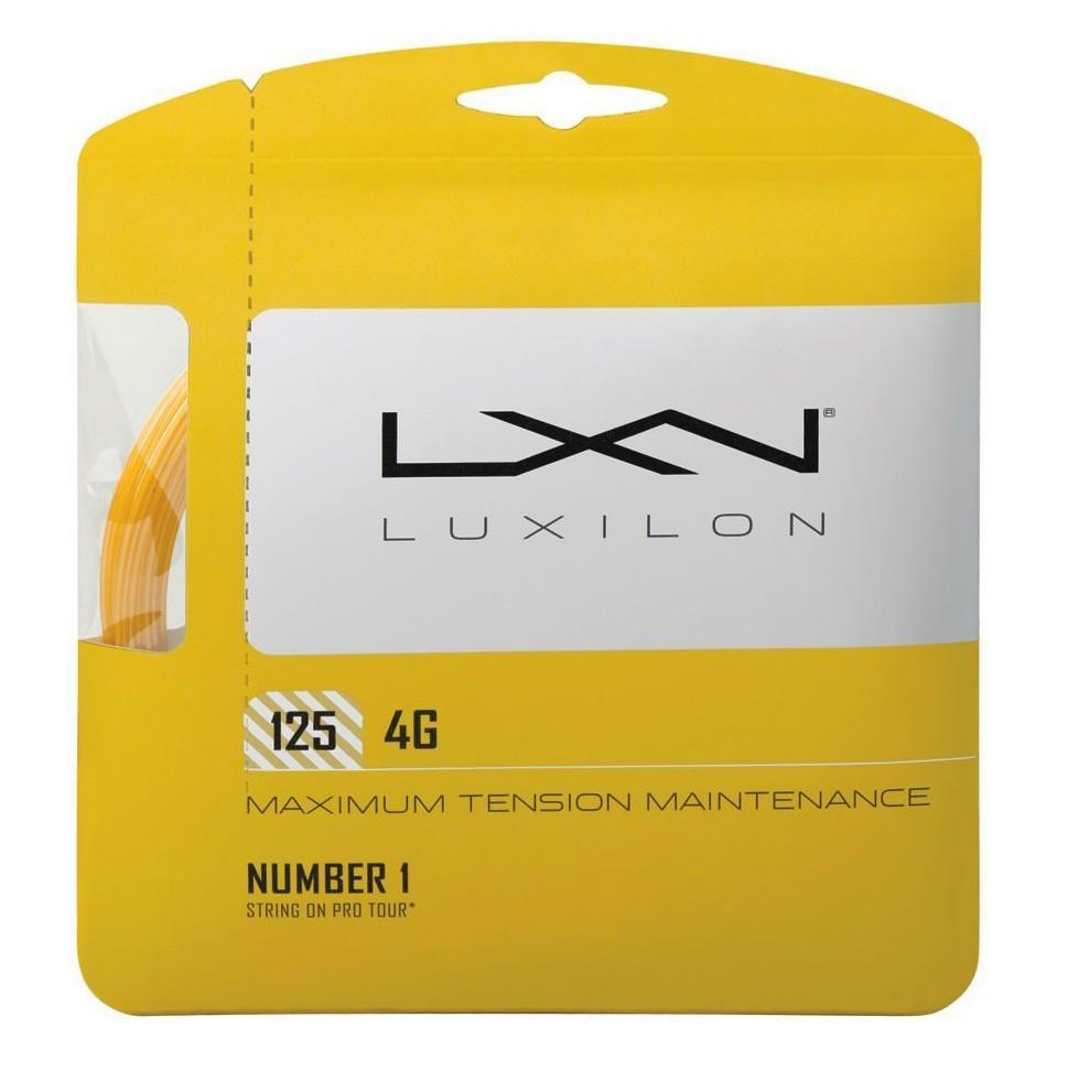 Naciąg tenisowy Luxilon 4G 1,25