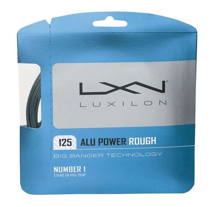 Naciąg tenisowy Luxilon Big Banger Alu Power Rough