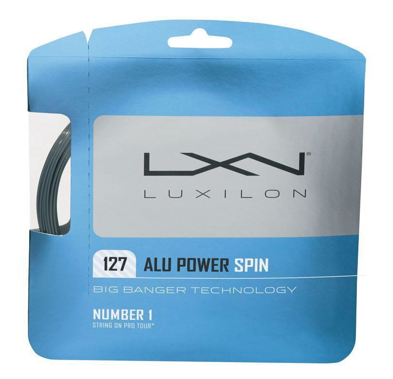 Luxilon Big Banger Alu Power Spin