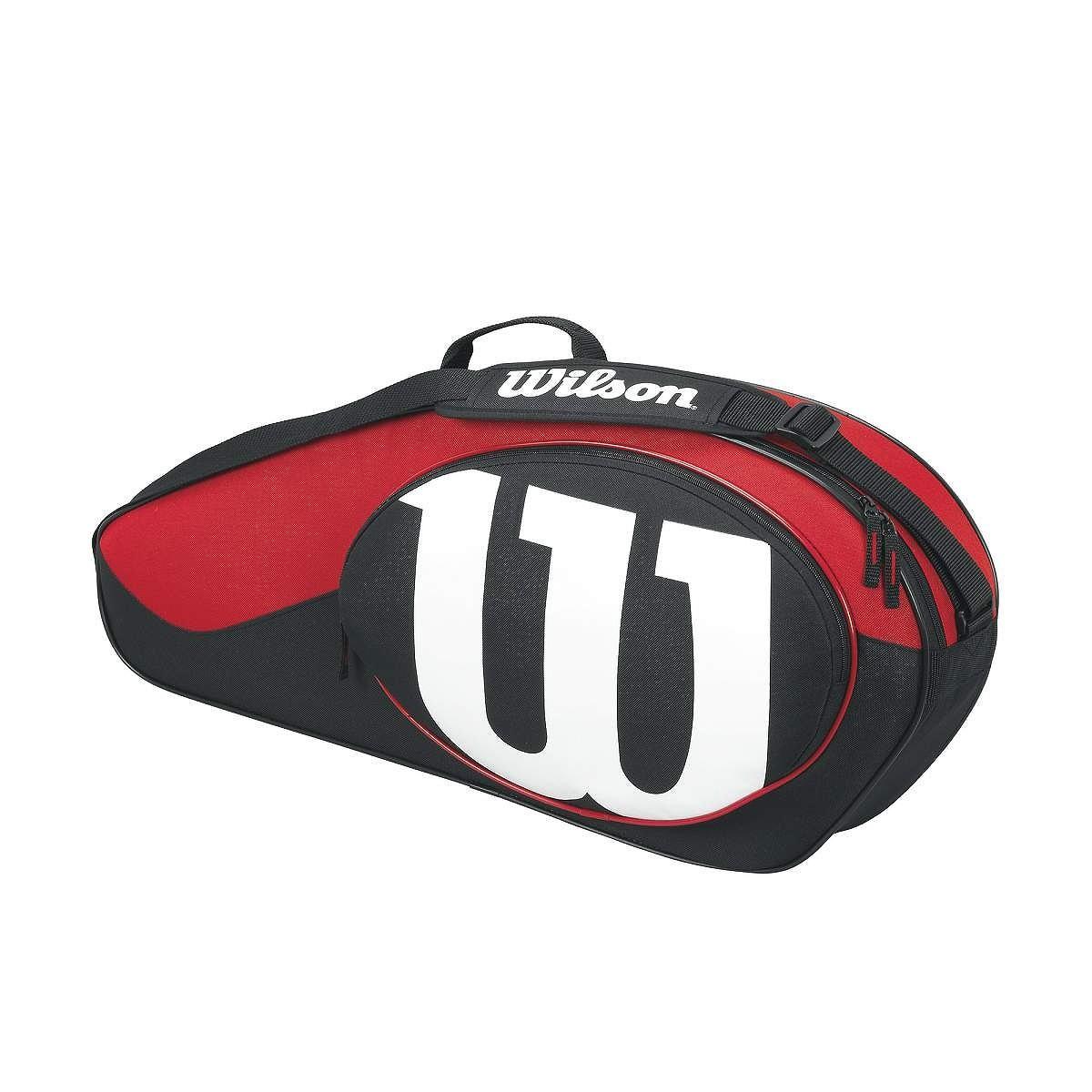 Torba tenisowa Wilson Match II 3 Pack