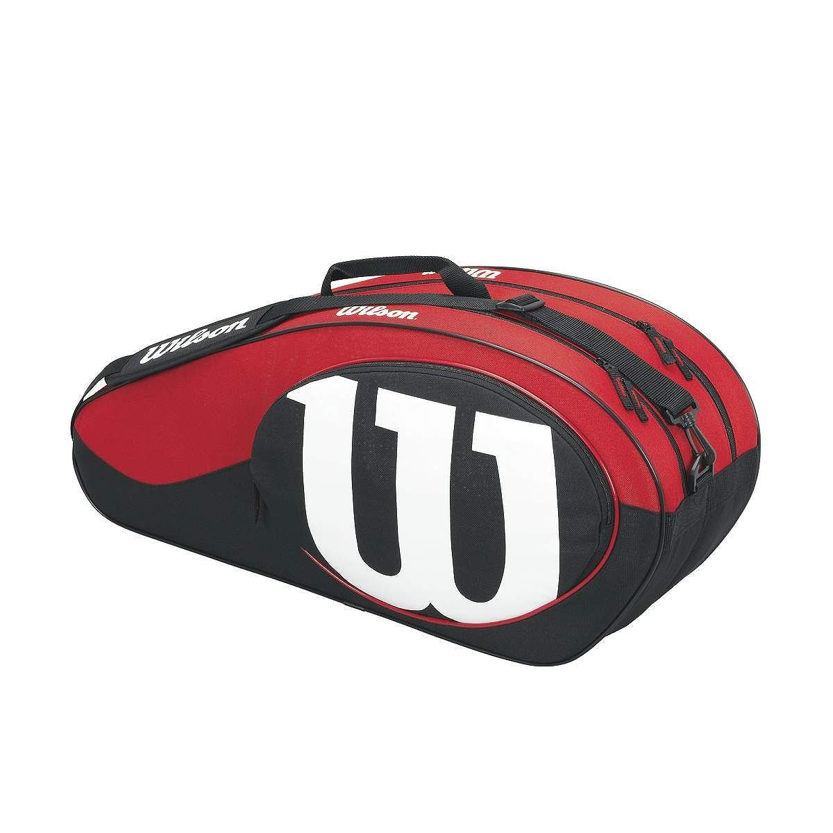 Torba tenisowa Wilson Match II 6 Pack