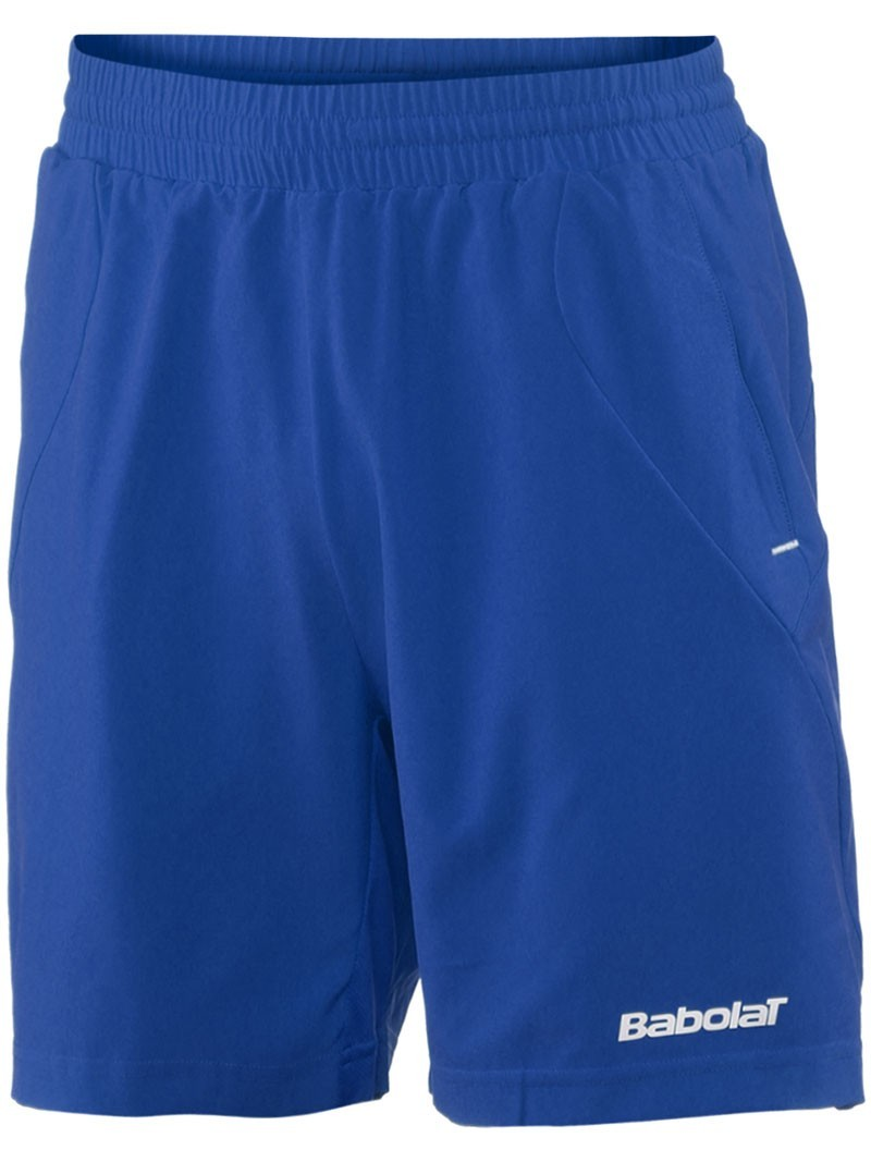 Spodenki tenisowe chłopięce Babolat Match Core Blue - wyprzedaż!