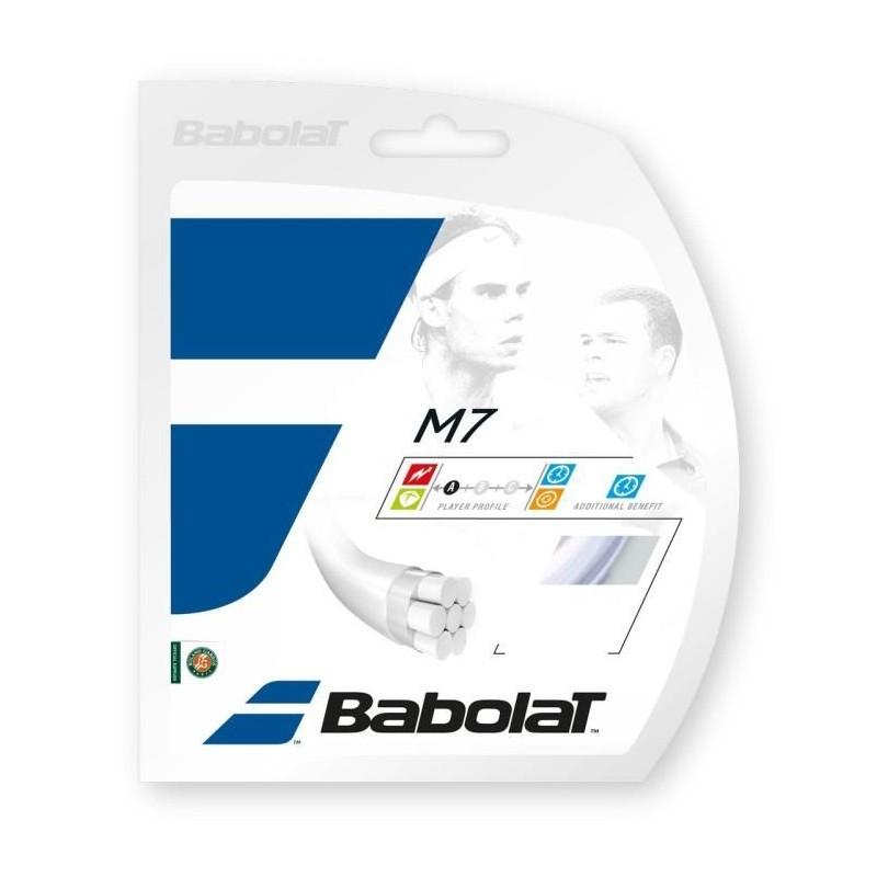 Naciąg tenisowy Babolat M7