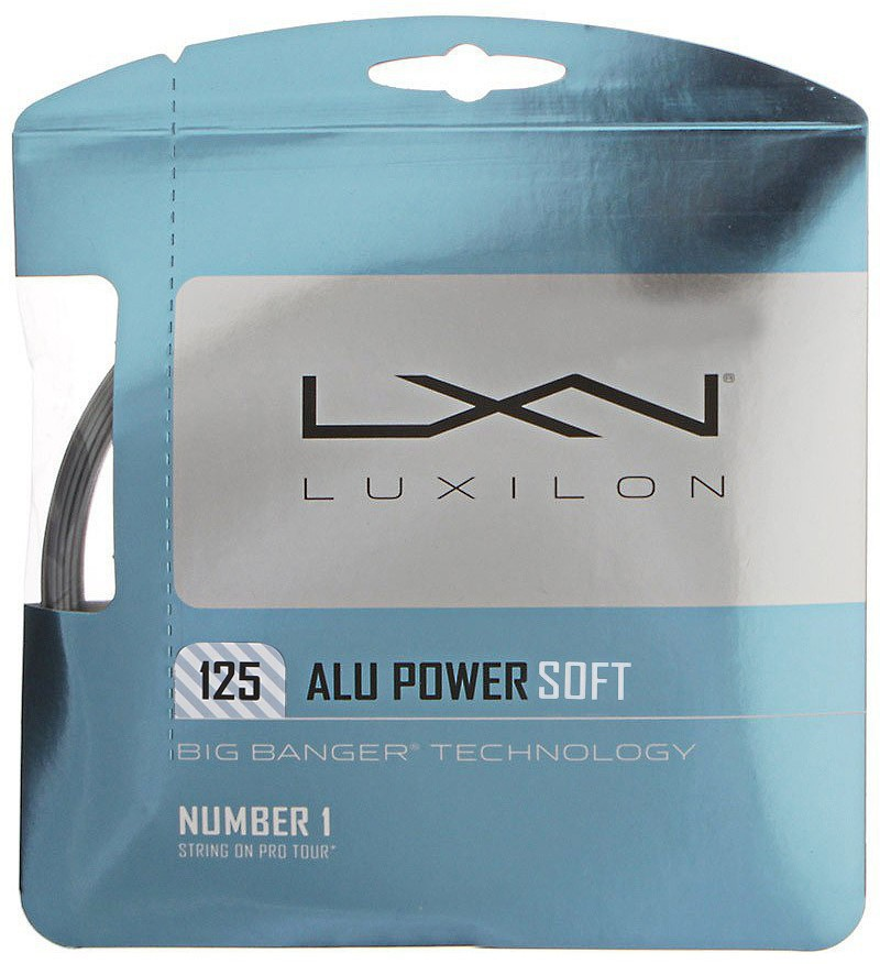 Naciąg tenisowy Luxilon Big Banger Alu Power Soft