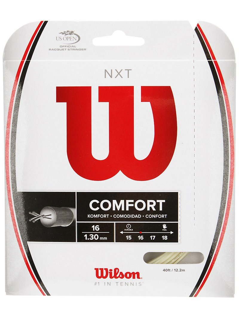Naciąg tenisowy Wilson NXT