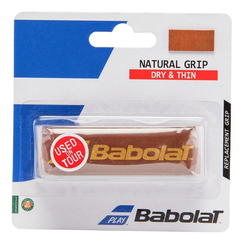 Owijki tenisowe Babolat Natural Grip