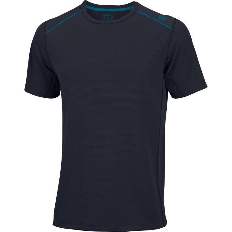 Koszulka tenisowa Wilson Fenom Elite Crew - wyprzedaż!!