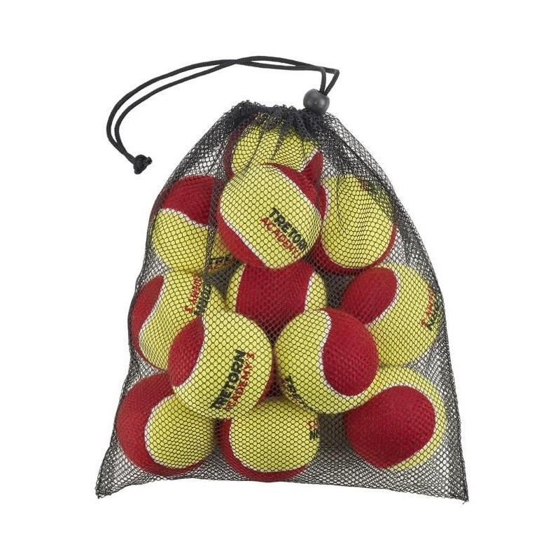 Piłki tenisowe Tretorn Red Felt worek 12 szt