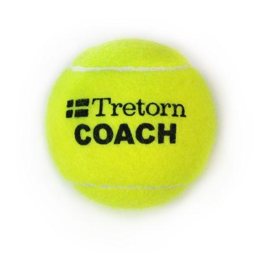 Piłki tenisowe Tretorn Coach wiaderko 72 szt