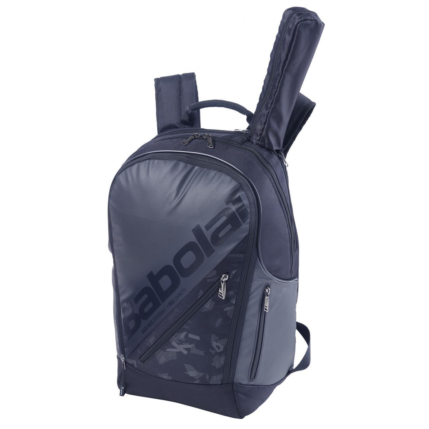 Plecak tenisowy Babolat Team Expandable Backpack Black