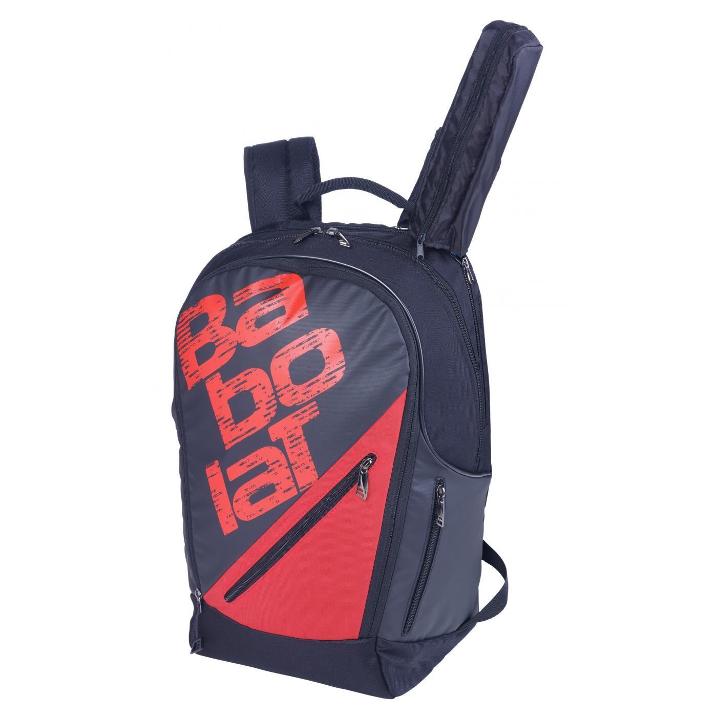 Plecak tenisowy Babolat Team Expandable Backpack Black/Red