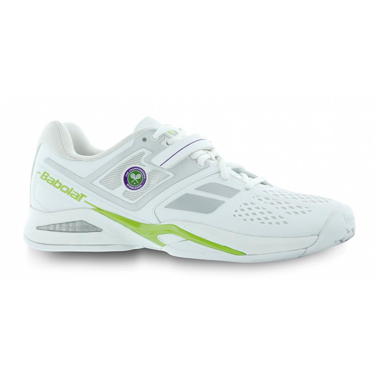 Buty tenisowe Babolat Propulse BPM All Court Wimbledon - Wyprzedaż!