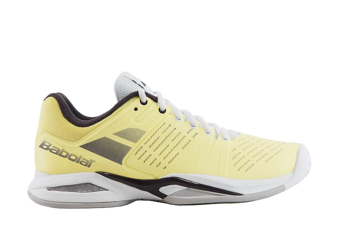 Buty tenisowe damskie Babolat Propulse Team All Court - Wyprzedaż!