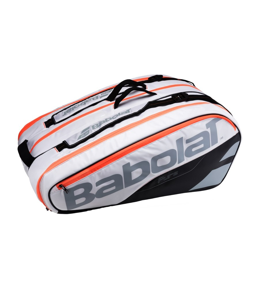 Torba tenisowa Babolat Pure Strike x12 White