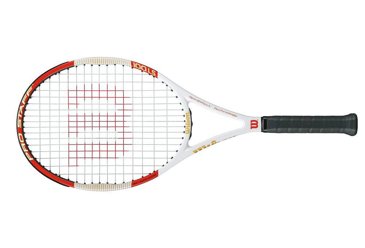 Rakieta tenisowa Wilson Pro Staff 100LS - wyprzedaż