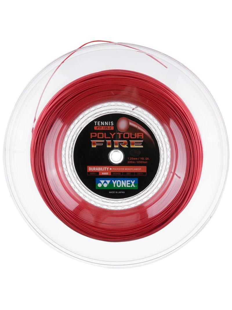 Naciąg tenisowy Yonex Poly Tour Fire