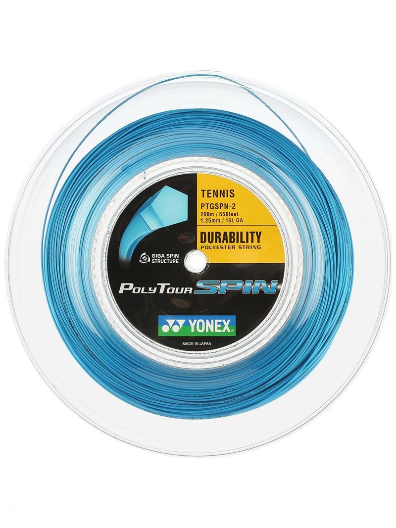 Naciąg tenisowy Yonex Poly Tour Spin