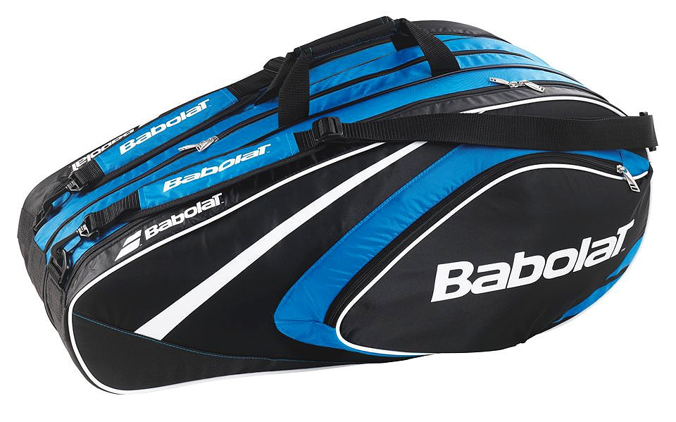 Torba tenisowa Babolat Club Line Racket Holder 12 blue