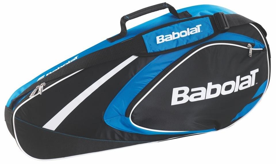 Torba tenisowa Babolat Club Line Racket Holder 3 blue