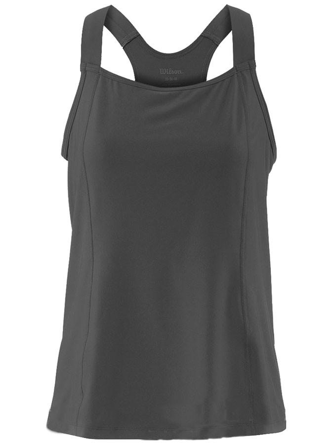 Koszulka tenisowa damska Wilson Tour Tank II - wyprzedaż!