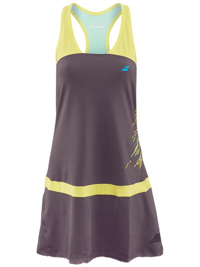 Sukienka tenisowa dziewczęca Babolat Performance Racerback Dress - wyprzedaż!