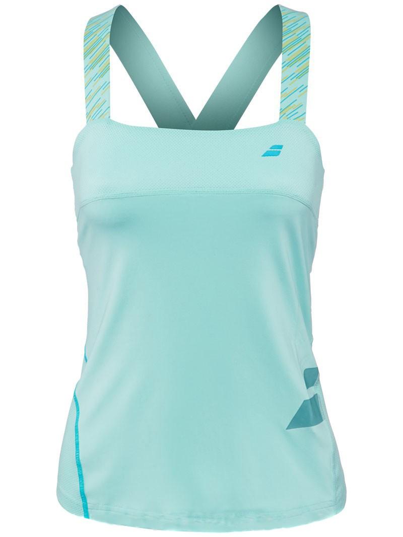 Koszulka tenisowa damska Babolat Performance Tank - Wyprzedaż!