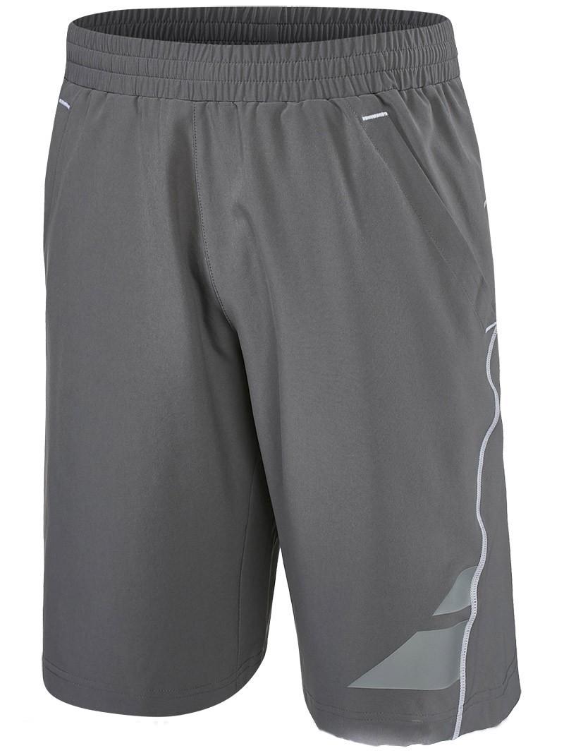 Spodenki tenisowe Babolat Performance Short XLong Grey