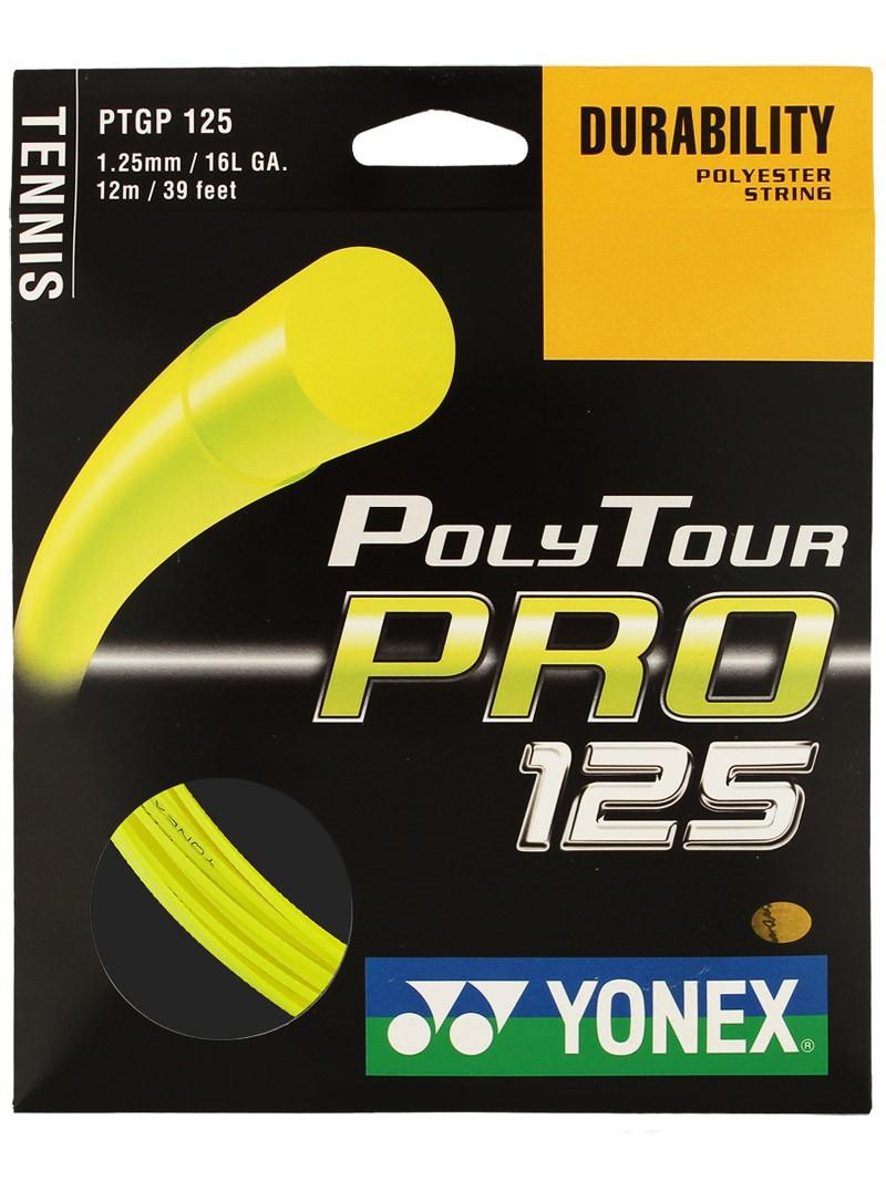 Naciąg tenisowy Yonex Poly Tour Pro