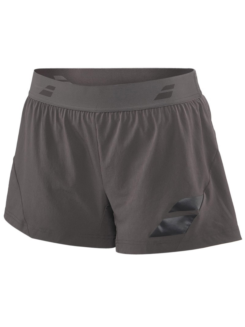 Shorty tenisowe damskie Babolat Performance Grey