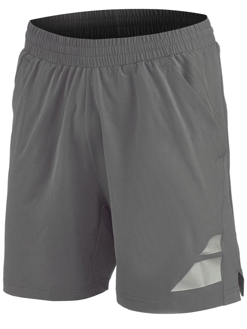 Spodenki tenisowe Babolat Performance Short Grey