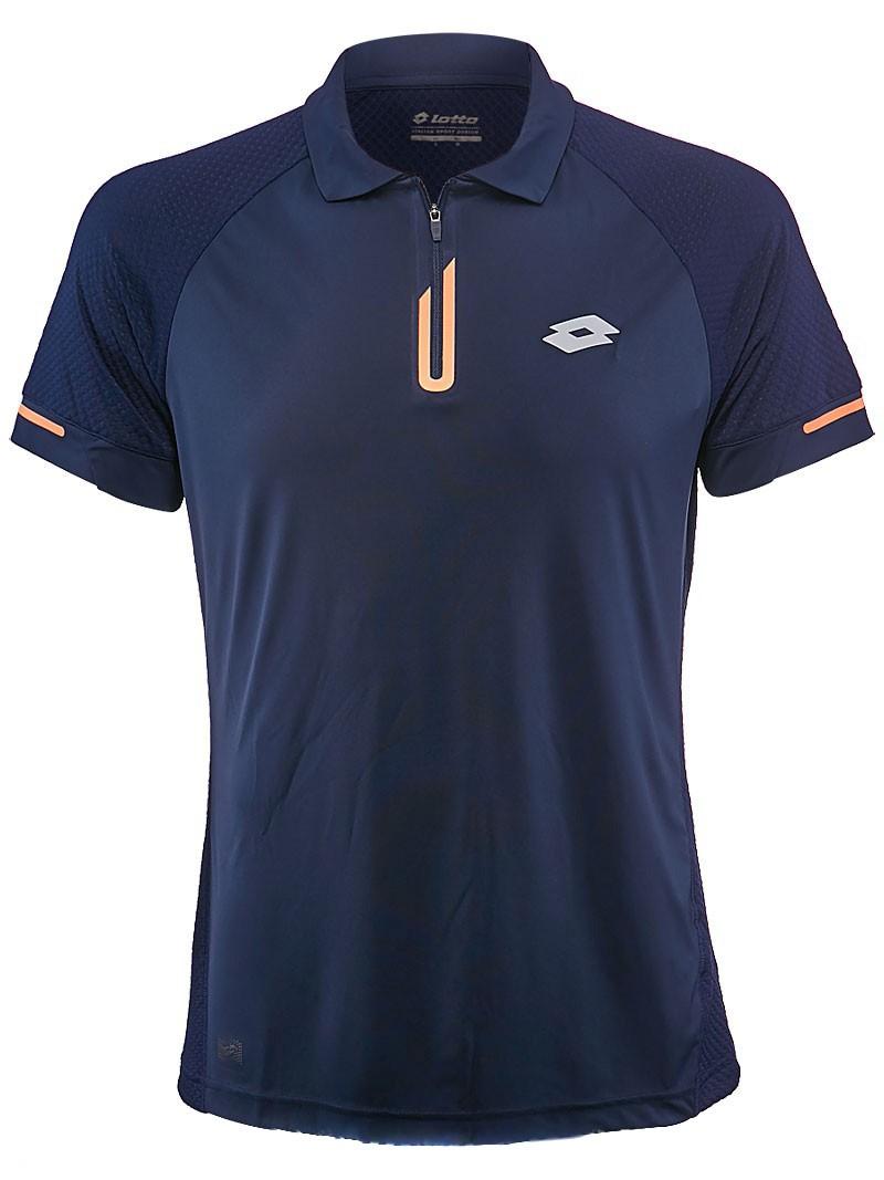 Koszulka tenisowa Lotto Dragon Tech Polo