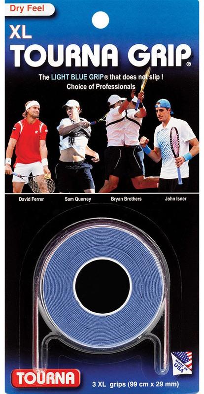 Owijki tenisowe Tourna Grip XL - 3pak