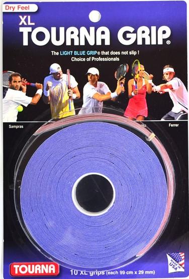 Owijki tenisowe Tourna Grip XL - 10pak