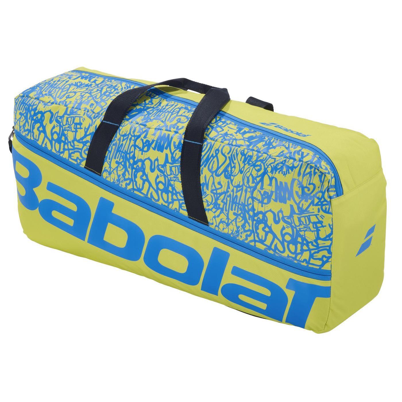 Torba tenisowa Babolat Duffle M Classic Yellow/Blue