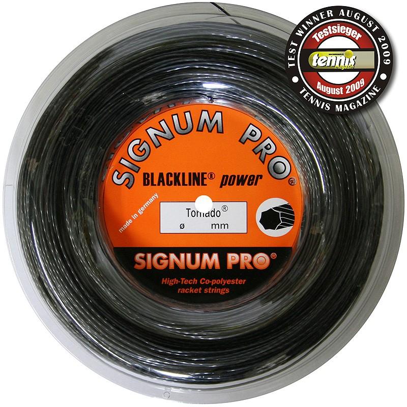 Naciąg tenisowy Signum Pro Tornado 200m