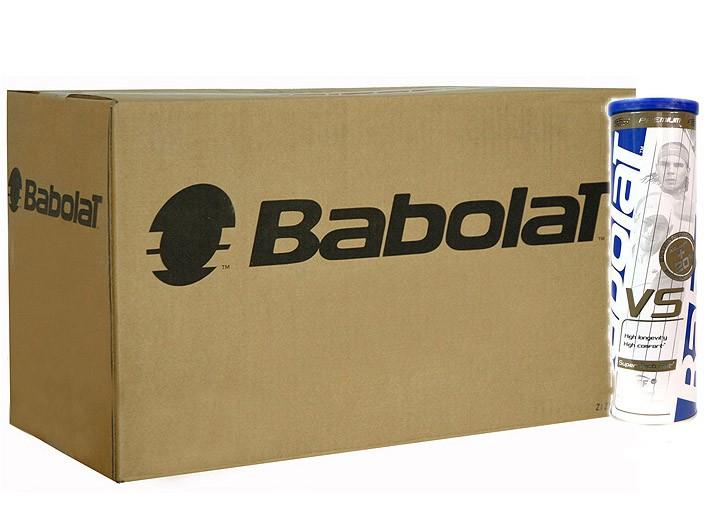 Piłki tenisowe Babolat VS - karton 18 x 4szt
