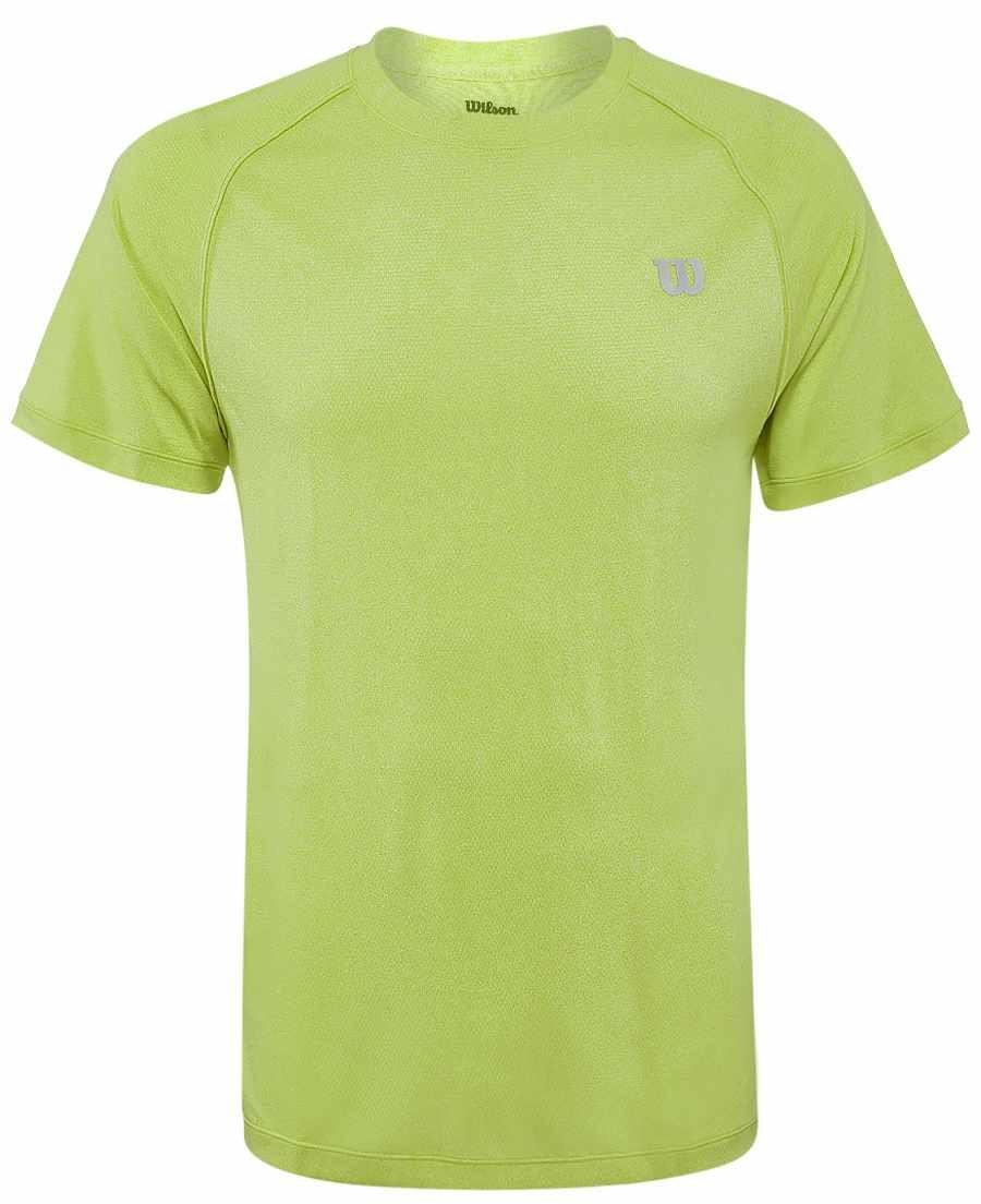 Koszulka tenisowa Wilson Core Crew - Wyprzedaż!