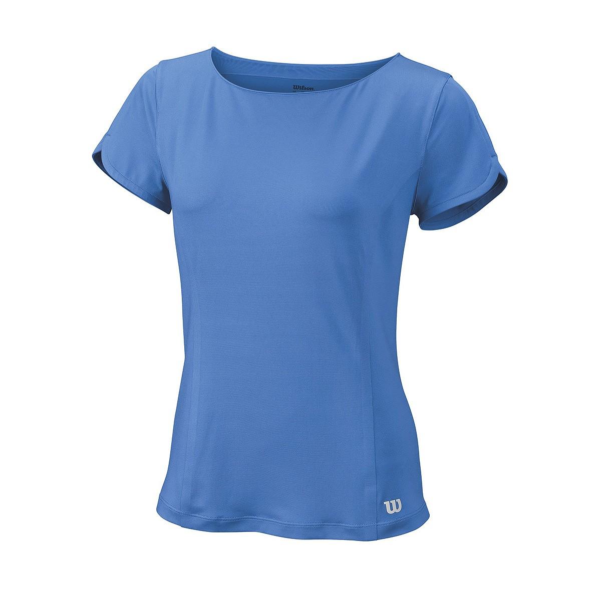 Koszulka tenisowa damska Wilson Star Crossover Top - wyprzedaż!