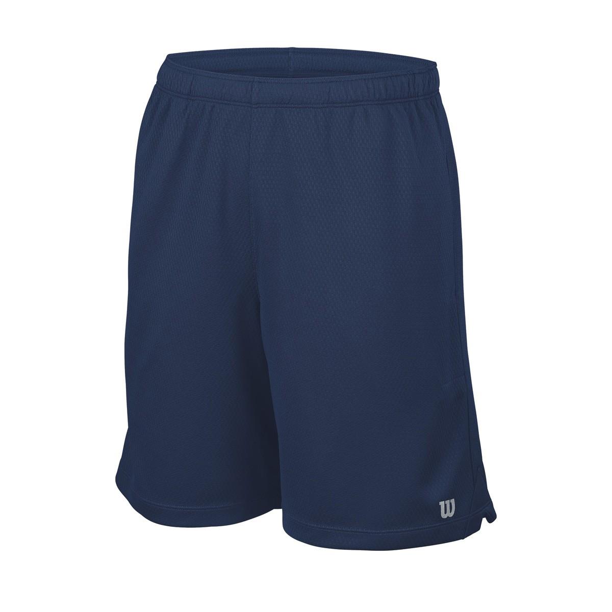 Spodenki tenisowe juniorskie Wilson Core Knit Short - wyprzedaż!