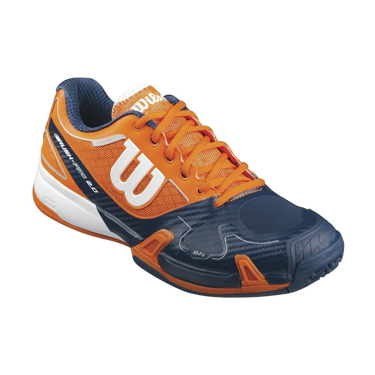 Buty tenisowe Wilson Rush Pro 2.0 Clay - wyprzedaż!